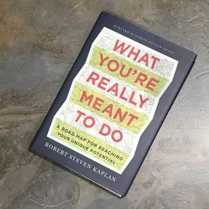 What You're Really Meant to Do New Hardcover